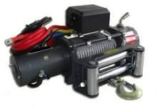 Лебёдка электрическая высокоскоростная 12V Runva 9500 lbs 4350 кг можно купить в 4x4mag.ru
