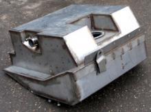 Бак топливный увеличенной ёмкости - Land Rover Defender 110, емкость 138 литров. можно купить в 4x4mag.ru