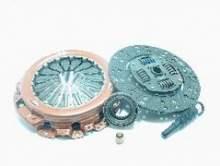 Усиленное сцепление X-Treme Outback для Nissan Navara D40 2,5TD model 2005 (двухмассовый маховик) можно купить в 4x4mag.ru