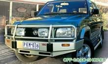 Бампер передний Deluxe ISUZU/RODEO 88-1/97 9/8 можно купить в 4x4mag.ru