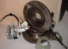 Дисковые тормоза задние Lada 4x4 можно купить в 4x4mag.ru