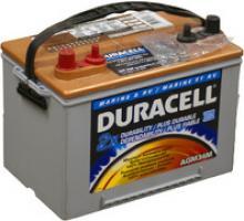 Аккумулятор гелевый Duracell  AGM34M 55A можно купить в 4x4mag.ru