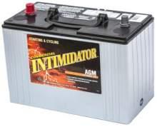 Аккумулятор гелевый Deka Intimidator AGM 100Ah 925CCA можно купить в 4x4mag.ru