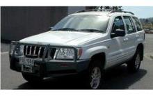 JEEP GRAND CHEROKEE (WJ/99-04) бампер передний DELUXE под лебедку +ABS можно купить в 4x4mag.ru