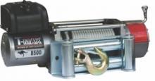 Лебедка автомобильная электрическая T-MAX EW-8500 OFF-ROAD Improved 12В можно купить в 4x4mag.ru