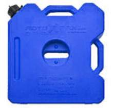 Канистра экспедиционная Rotopax на 12 литров под топливо, цвет: синий можно купить в 4x4mag.ru