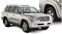 Расширители колёсных арок Bushwacker Toyota LC 200 (до рестайлинг 07-12) можно купить в 4x4mag.ru