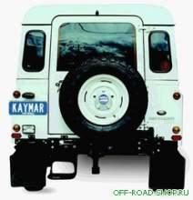 Траверса крепления запасного колеса Defender можно купить в 4x4mag.ru