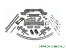 """51022BMX - 6  коробок. Набор элементов подвески для GM1500 (Tahoe/Yukon) 4WD, лифт 6"""", MX6 + передний кардан можно купить в 4x4mag.ru"""