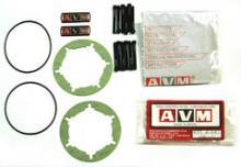Ремкомплект хабов AVM-443 можно купить в 4x4mag.ru