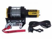 Лебедка ATV2500 (1134кг) электрическая 12В можно купить в 4x4mag.ru