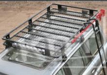 Багажник экспедиционный алюминиевый силовой шестиопорный 2,0м х1,25м можно купить в 4x4mag.ru