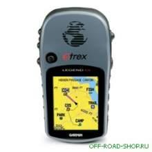 Etrex Legend C- навигатор с цветным дисплеем, с функцией автоматического расчёта маршрута можно купить в 4x4mag.ru