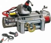 Лебедка автомобильная электрическая T-MAX EW-11000 OUTBACK 12В можно купить в 4x4mag.ru
