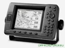 Стационарный картографический плотер с выносным GPS приемником,при использовании модуля GSD 20 Вы можете добавить в систему функцию эхолота. можно купить в 4x4mag.ru