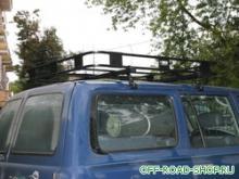 Багажник экспедиционный алюминиевый SURCO 5084 можно купить в 4x4mag.ru