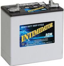 Аккумулятор Deka AGM 8AU1, емкость 32 А/ч, прямая полярность можно купить в 4x4mag.ru