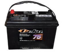Аккумулятор автомобильный Deka 727MF 105 А/ч, пусковой ток 840 А, прямая полярность, габариты: 306x173x225 мм можно купить в 4x4mag.ru