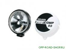 """Фара галогеновая Pro Comp 55 5"""" (Черный, ближний свет) можно купить в 4x4mag.ru"""