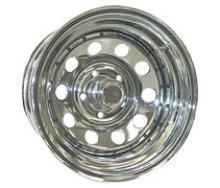Диск колёсный стальной штампованный посадка  5x139.7 УАЗ размер 8х15 вылет  ET-19  центральное отверстие D 110 цвет хром можно купить в 4x4mag.ru