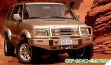 Бампер передний Deluxe ISUZU TROOPER 01 WIDE BODY W/SRS можно купить в 4x4mag.ru