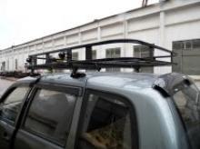 Багажник экспедиционный Профит+ для Нива - Шевроле с рейлингами можно купить в 4x4mag.ru