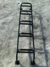 Лестница для ГАЗель  можно купить в 4x4mag.ru