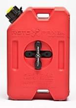 Крепление Rotopax для одной 4л ,  7,5л  или 12л литровой канистры можно купить в 4x4mag.ru