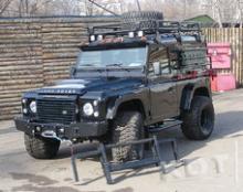 Кенгурин съемный на силовой бампер KDT 11012 можно купить в 4x4mag.ru
