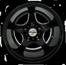 Диск УАЗ литой черный 5x139,7 10xR16 d110 ET-44 можно купить в 4x4mag.ru