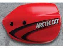 ARCTIC CAT Защита рук (красная) можно купить в 4x4mag.ru
