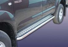 Пороги лист ф57 Toyota Hilux можно купить в 4x4mag.ru