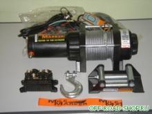 Электролебедка Mile Marker PE2500 можно купить в 4x4mag.ru