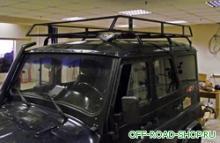 Багажник стальной для УАЗ Хантер L=2.1м 6 опор можно купить в 4x4mag.ru