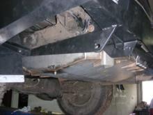 Бак топливный дополнительный - Toyota Land Cruiser 105, с установочным комплектом можно купить в 4x4mag.ru