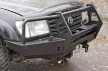 Бампер передний с кенгурином можно купить в 4x4mag.ru