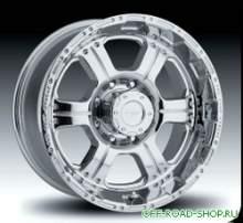 Диск колесный литой 17x8, 8x165 можно купить в 4x4mag.ru