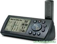 Чернобелый Портативный картографический GPS навигатор, поддерживает маршрутизацию можно купить в 4x4mag.ru