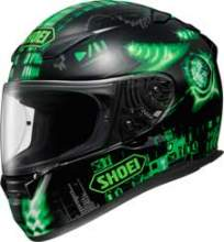 SHOEI Шлем XR-1100 PLUGIN можно купить в 4x4mag.ru