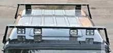 Рейлинг поперечный для крепления дополнительного оборудования. можно купить в 4x4mag.ru