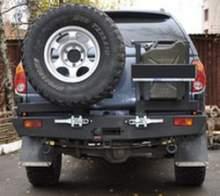 Бампер задний L200 можно купить в 4x4mag.ru