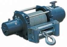 Лебедка электрическая эвакуаторная COMEUP DV-15000ES 24V можно купить в 4x4mag.ru