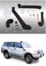 Шноркель для Mitsubishi Pajero NM серии можно купить в 4x4mag.ru
