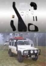 Шноркель для Land Rover Defender TD5 можно купить в 4x4mag.ru