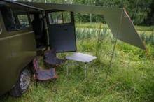 Тент-маркиза боковой к автомобилю, размер 180х280cm можно купить в 4x4mag.ru