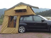 Тент-палатка на верхний багажник можно купить в 4x4mag.ru