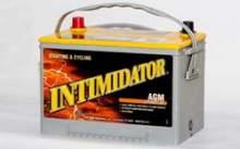 Аккумуляторная батарея DEKA AGM INTIMIDATOR (CCA775) 12В можно купить в 4x4mag.ru