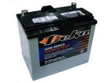 Гелевый аккумулятор  INTIMIDATOR  32A /ч можно купить в 4x4mag.ru