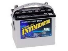 Гелевый аккумулятор  INTIMIDATOR  8AU1H  32A /ч можно купить в 4x4mag.ru