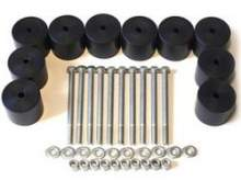 Бодилифт набор УАЗ Патриот и подобные 60/10, черные можно купить в 4x4mag.ru